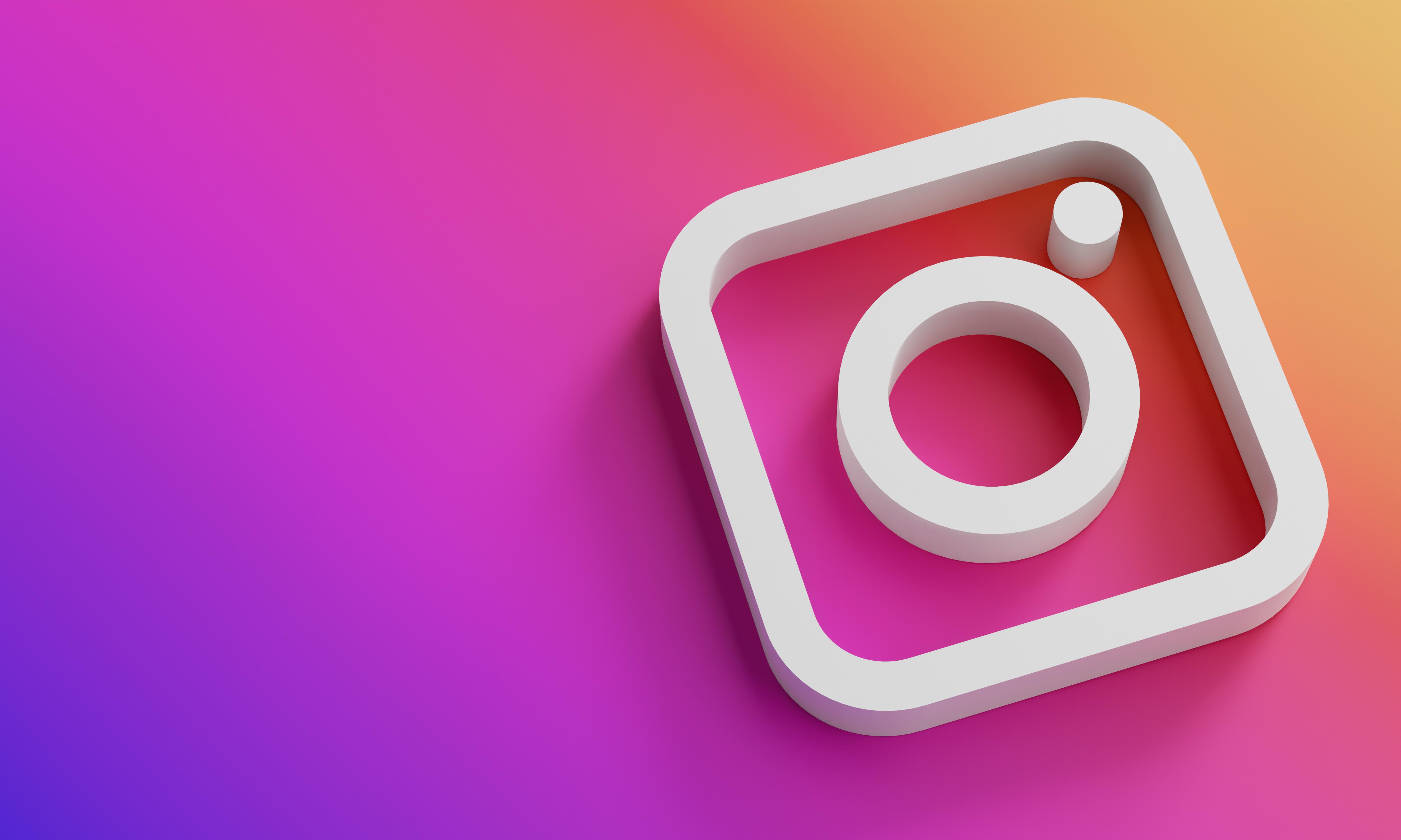 Instagram logo nj seo company web design nj