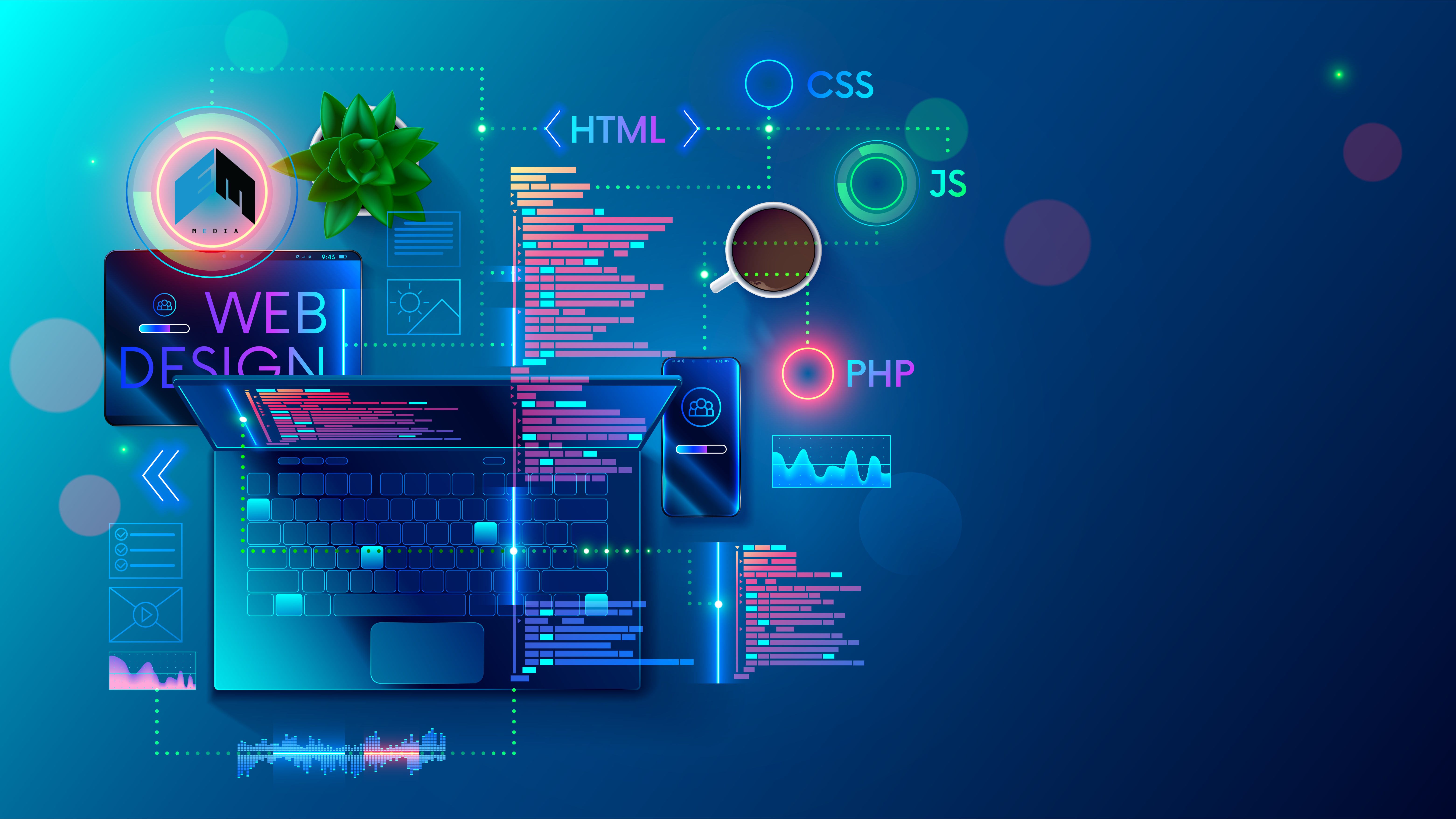 Homepage website design that actually converts!  Estes Media explains the most crucial elements of any brand's homepage, including H1 tags, meta descriptions, and much more!