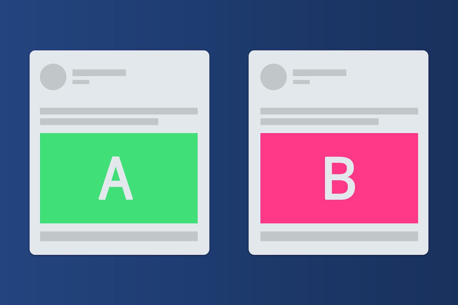 A/B split testing best practices customer value journey local seo nj
