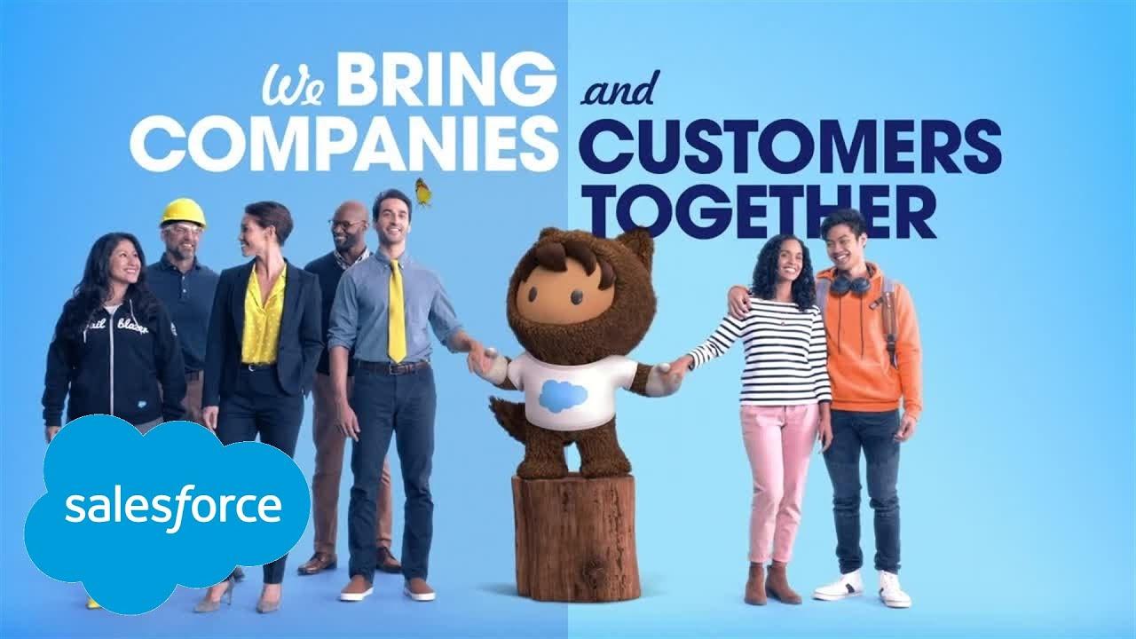 Salesforce digital ad digital advertising agency NJ